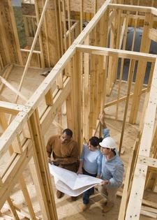 Providing House Measuring